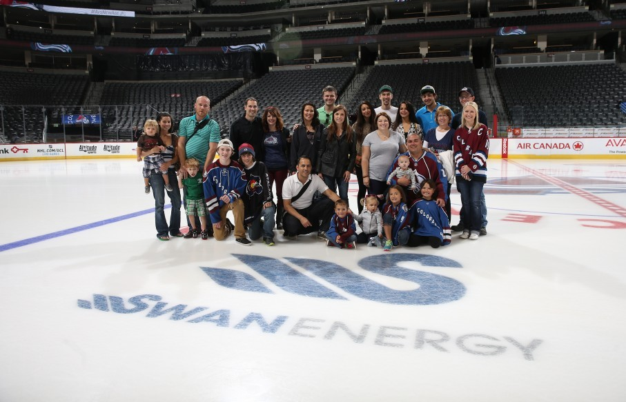 Swan Energy and Colorado Avalanche